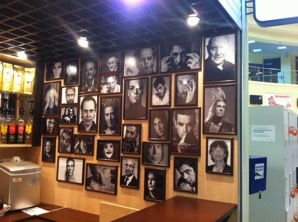 Оформление кафе в г. Севастополь -1