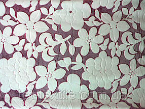 Плед из бамбукового волокна Wellsoft Цветы розовые (200х220)