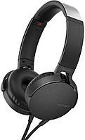 Наушники Sony MDR-XB550AP. Черный (100% Original)