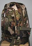 Рюкзак камуфлированный 275 Jing Pin, фото 3