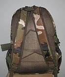 Рюкзак камуфлированный 275 Jing Pin, фото 6
