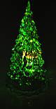 Новогодняя светящаяся Елочка, 22см, фото 2