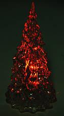 Новогодняя светящаяся Елочка, 17см, фото 3
