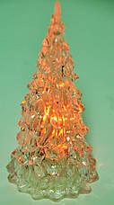 Новогодняя светящаяся Елочка, 17см, фото 2