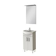 Мини-комплект мебели для ванной комнаты Тренто 45 Ювента