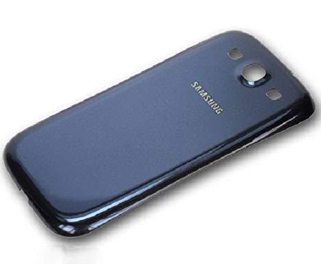 Задняя крышка, панель для Samsung i9300 S3 GT-i9300 синего цвета