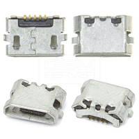 Blackberry 9350, 9360, 9370 конектор зарядки 5 pin, micro-USB тип-B