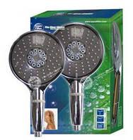 Фильтр-насадка для душа хромированный FHSH-6-C Aquafilter