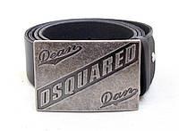 Кожаный ремень Dsquared2, фото 1