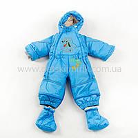"""Зимний комбинезон-трансформер""""Крошка-2""""  для новорожденных, многофункциональный 4 в 1, фото 1"""