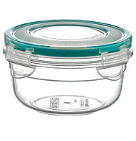 Контейнер Fresh Box круглый 0,5 л прозрачный