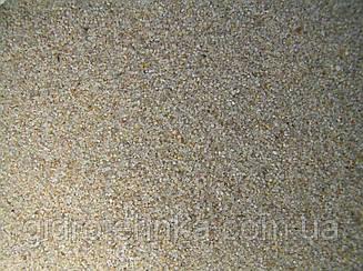 Песок  кварцевый для фильтра 0,8-1,2 мм   25 кг