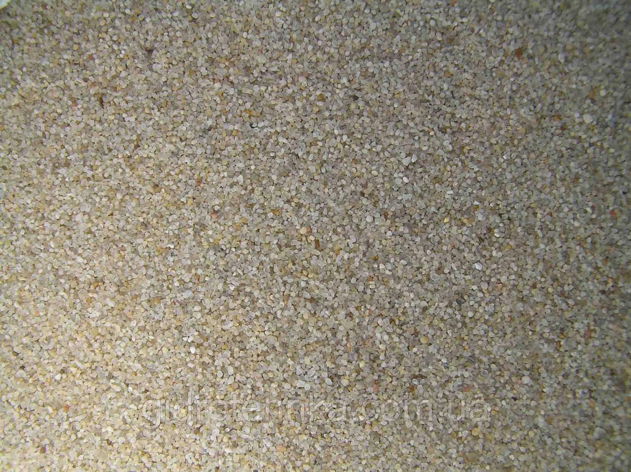 кварцевый  песок, сухой
