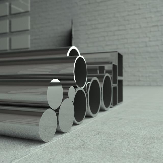 Металлическое торговое оборудование