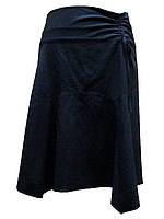 Юбка для беременных (черная) № 2702