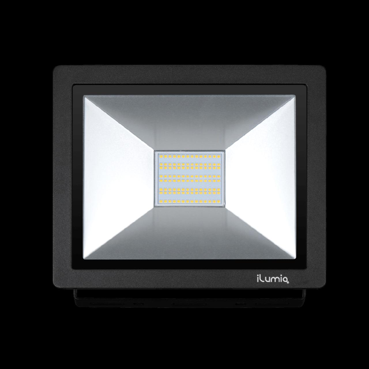 Светодиодный прожектор Ilumia 150Вт, 4000К (нейтральный белый), 15000Лм (089)