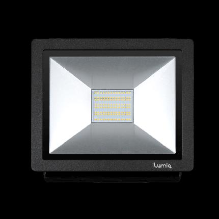 Светодиодный прожектор Ilumia 200Вт, 4000К (нейтральный белый), 20000Лм (090), фото 2