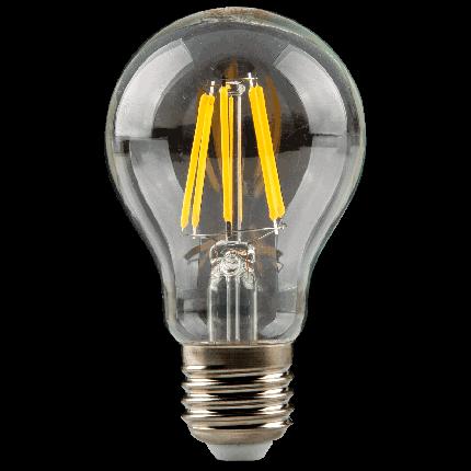 Светодиодная филаментная лампа Ilumia 8Вт, цоколь Е27, 4000К (нейтральный белый), 820Лм (058), фото 2