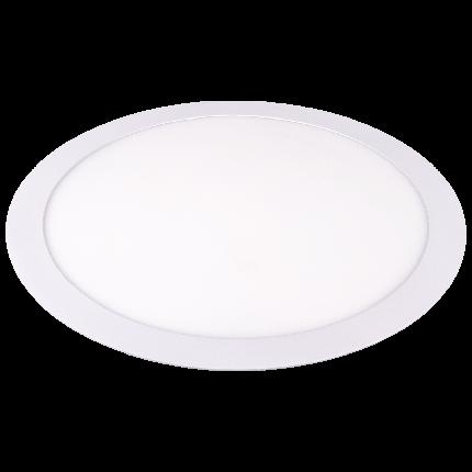 Светодиодный встраиваемый светильник Ilumia 24Вт, 295мм, 4000К (нейтральный белый), 1900Лм (030), фото 2
