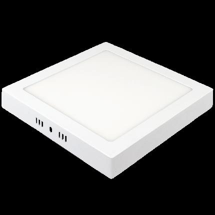 Светодиодный накладной светильник Ilumia 18Вт, 217мм, 4000К (нейтральный белый), 1400Лм (039), фото 2
