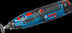 Аккумуляторный многофункциональный инструмент Bosch GRO 12V-35(L-BOXX)