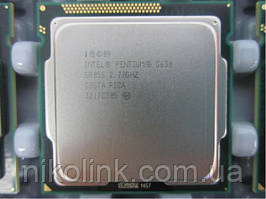 Процесcор Intel Pentium Dual Core G630 2.7GHz/5GT/s/3MB, s1155 Tray, б/у