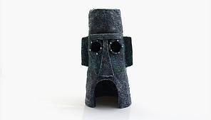 Декор для аквариума домик Сквидвард (серия Спанч Боб)