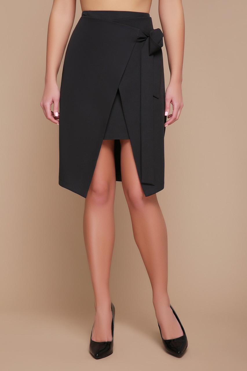 Женская юбка черная мод. №37