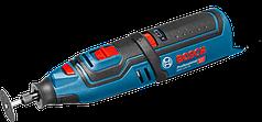 Аккумуляторный многофункциональный инструмент Bosch GRO 12V-35 Solo