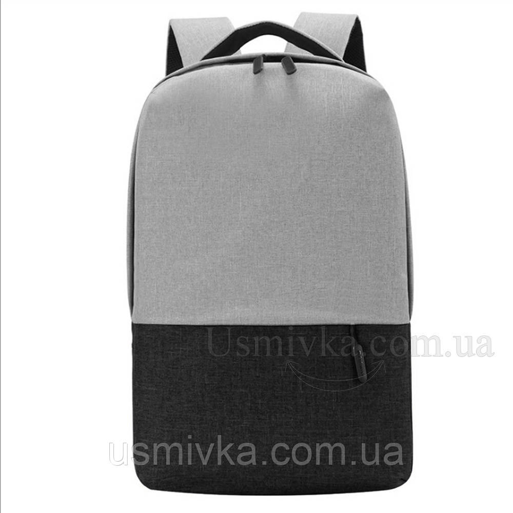 Легкий городской рюкзак Shaolong + USB