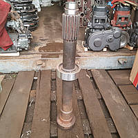 Вал главного сцепления 151.21.034-3 удлиненный трактора Т151