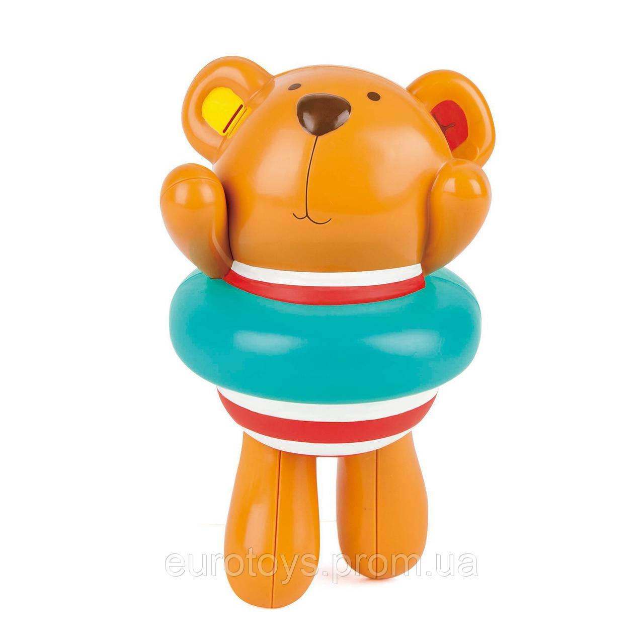 """HAPE Игрушка для ванны """"Teddy пловец"""""""