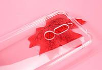 Прозрачный силиконовый чехол Meizu M6T ультратонкий (Мейзу М6Т)