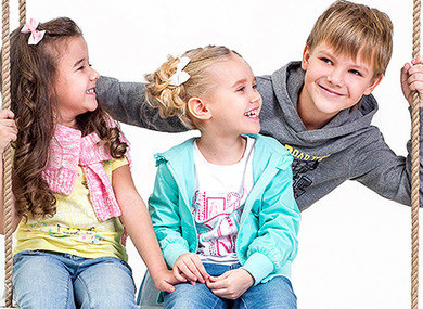 Одежда для детей и подростков
