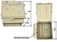 Ящик герметичн. неражавеющий