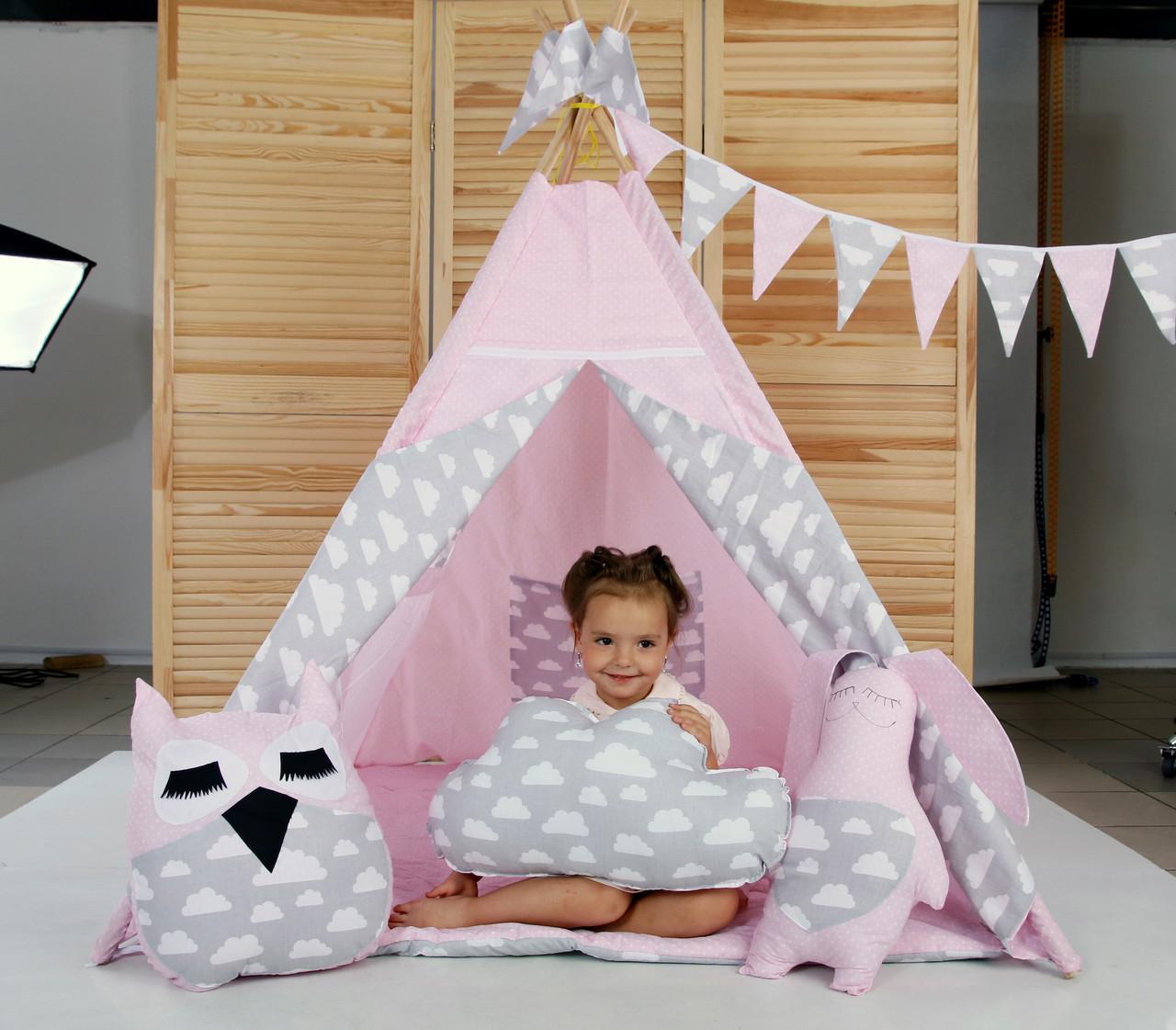Вигвам-палатка детский