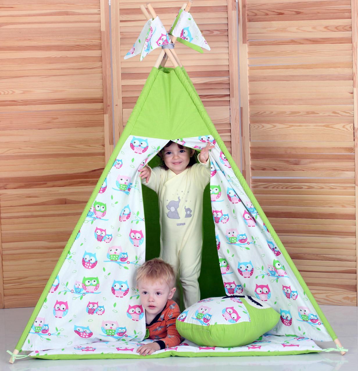 Детская игровая палатка, домик
