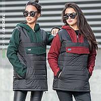 Женская куртка-анорак Белуччи, фото 1