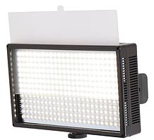 Cветодиодная панель для видеосъемки Lishuai (Оригинал) LED-312AS (Би-светодиодная) + комплект (LED-312AS)
