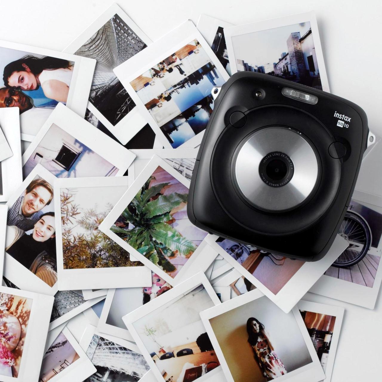 Печать фото в стиле Полароид, Polaroid 90 шт.