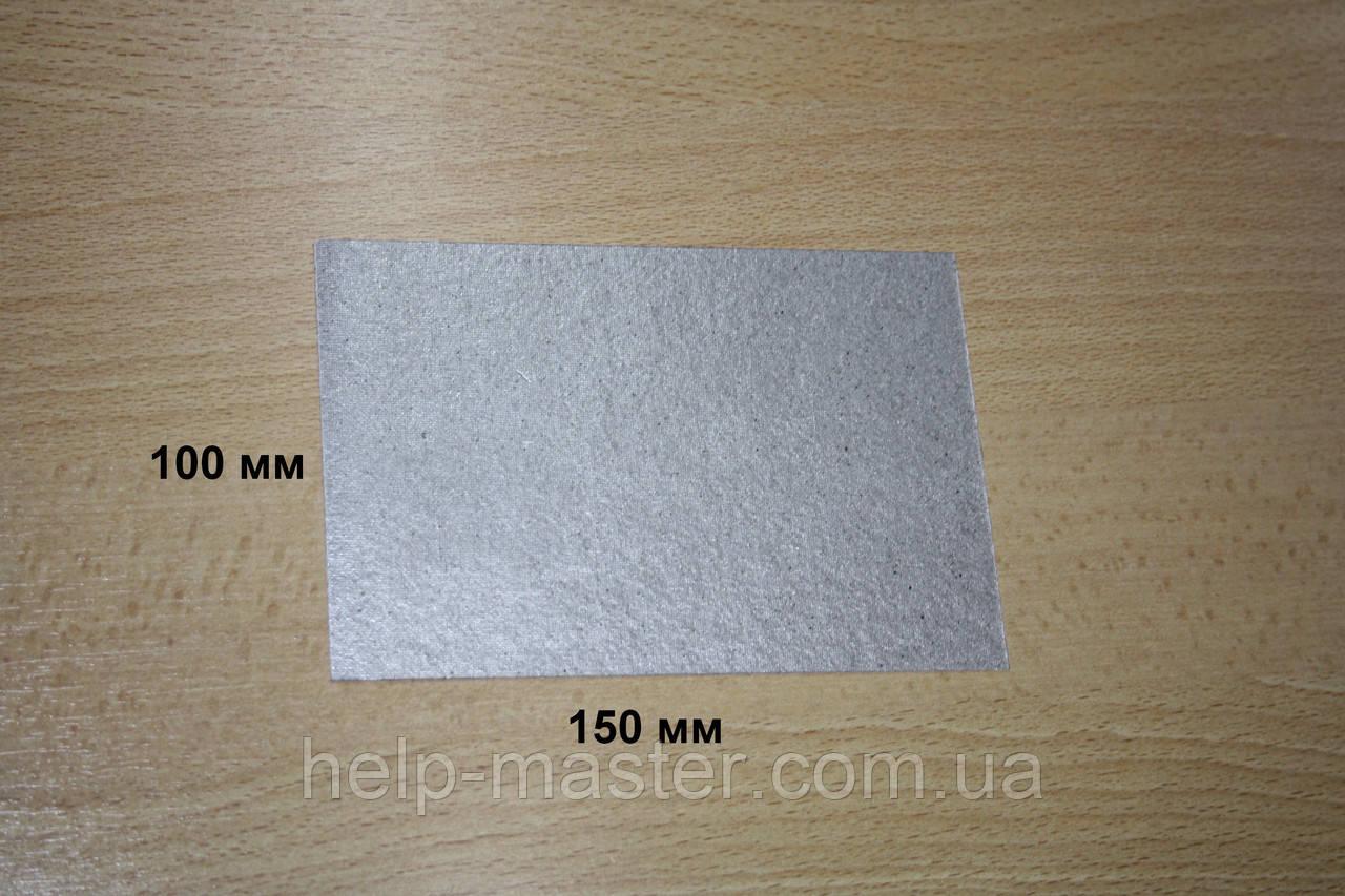 Слюда для СВЧ печі 100 мм Х150 мм