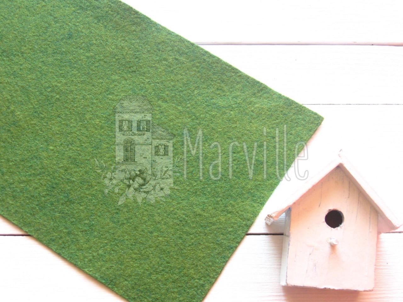 Фетр американский мягкий Травяные луга (2710 Grassy Meadows)
