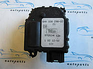Привод заслонки печки Corsa C, Корса С 970504K