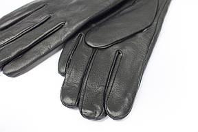 Женские кожаные перчатки 3-301s1, фото 2