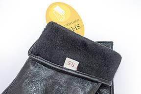 Женские кожаные перчатки 3-301s1, фото 3