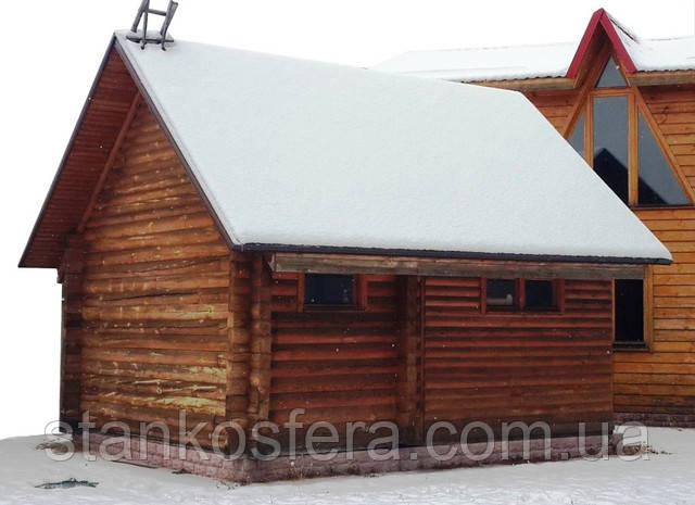 Станки для строительства деревянных сборных домов