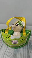 Музыкальная собачка Кикки в сумочке M3697, фото 1