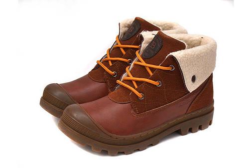 Ботинки женские Arigobello r brown 41, фото 2