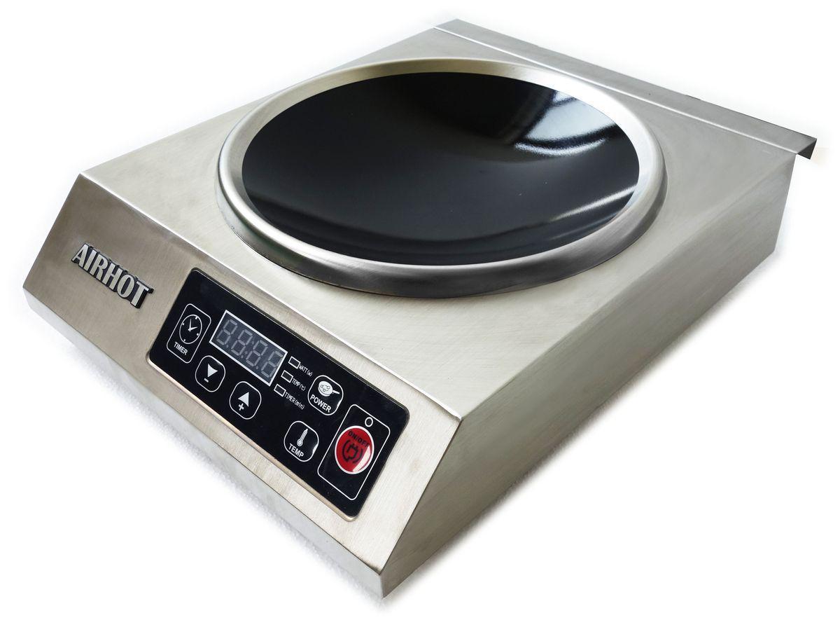 Плита WOK индукционная AIRHOT IP3500 WOK
