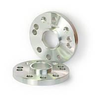 Автомобильное расширительное кольцо (Spacer) H = 16 мм. Футорка PCD4*114,3/5*114,3 DIA60,1